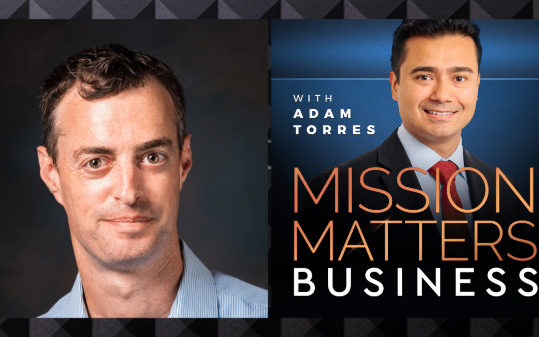 The Mission Matters Podcast Interviews Amaryllis Co-Founder, Adi Ekshtain