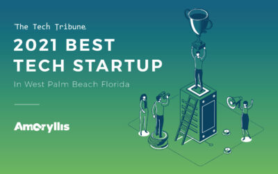 Amaryllis Payment Solutions Selected As 2021 Best Tech Startups in West Palm Beach