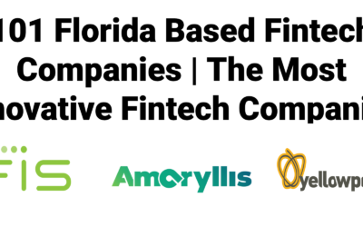 Amaryllis Featured on The Most Innovative FinTech Companies List